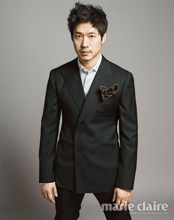 Yoo Joon-sang // Marie Claire Korea // April 2013
