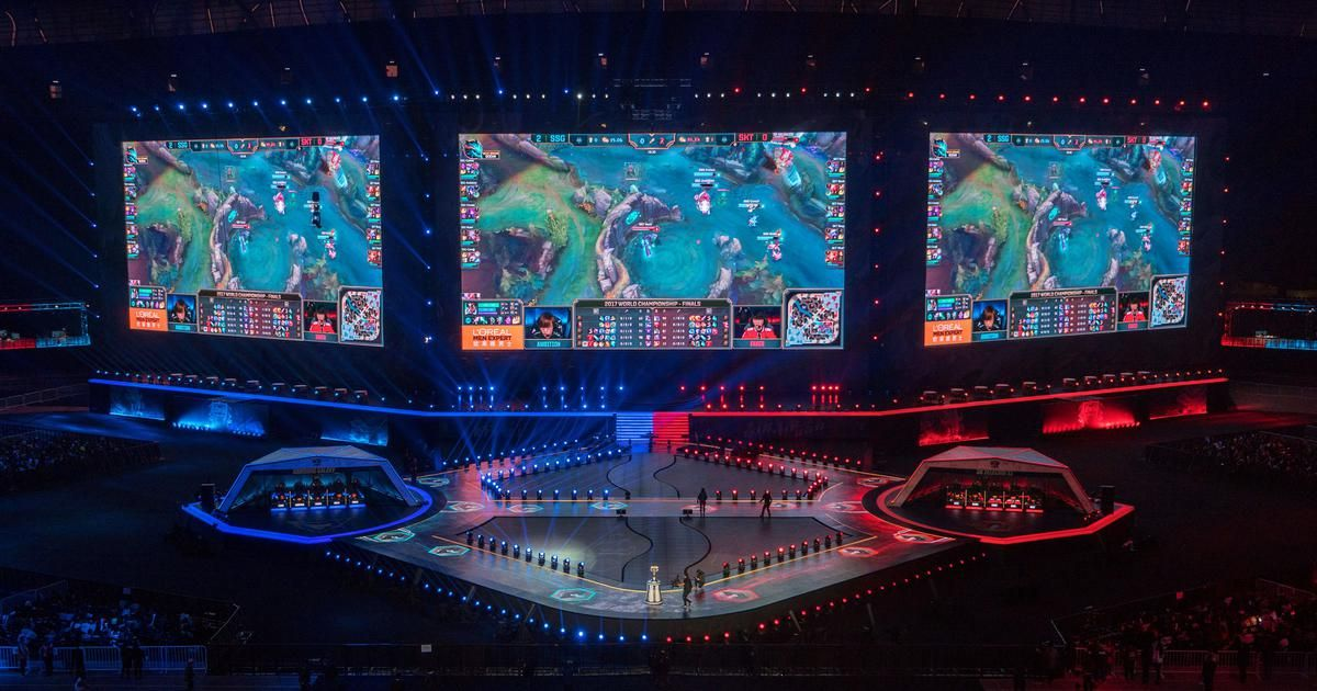 Indian Esports Going Global (With images) Kids nutrition
