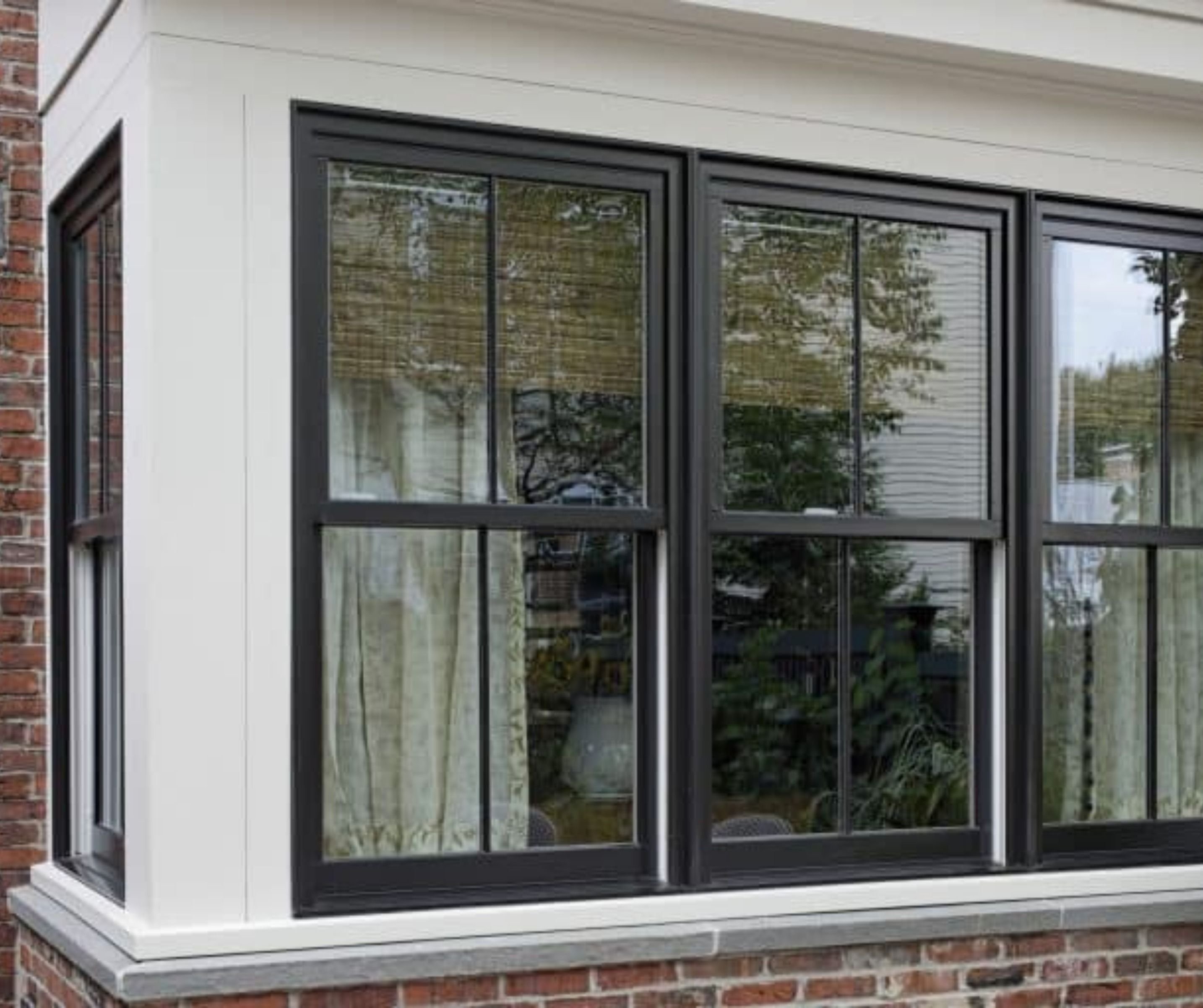 5 Tips For Designing Your Windows Harvey Building Products Picture Windows Exterior House Windows Windows Exterior
