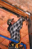 Diy Faced Or Unfaced Insulation For A Basement Ceiling Basement Ceiling Basement Ceiling Ideas Cheap Interior Wall Insulation