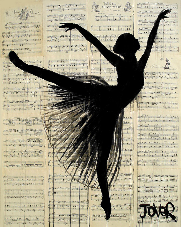 Loui Jover, Sydney, Australia creates striking artworks by using pen and dripping ink on pages of vintage books.