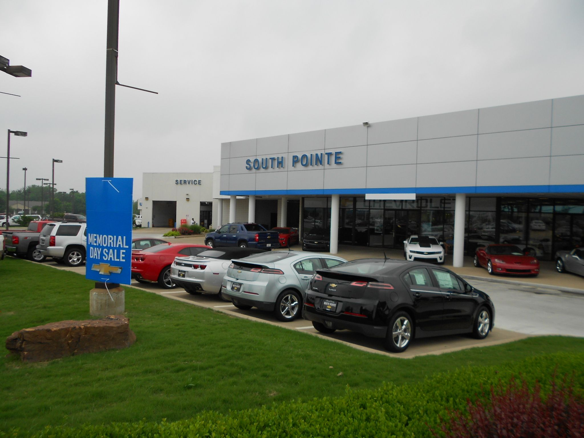 We Have A Variety Of Cars, Which One Do You Prefer? South Pointe Chevrolet
