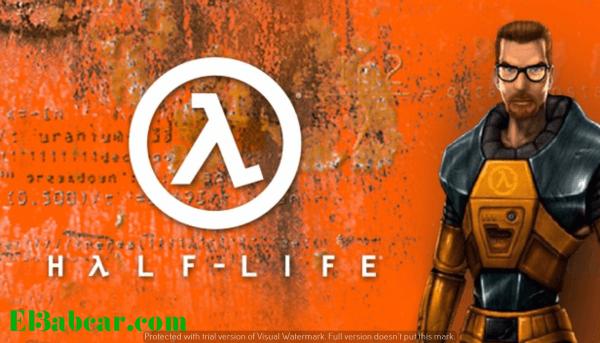 تحميل لعبة هاف لايف مضغوطة للكمبيوتر من ميديا فاير برابط مباشر Half Life Half Life Game Valve Games