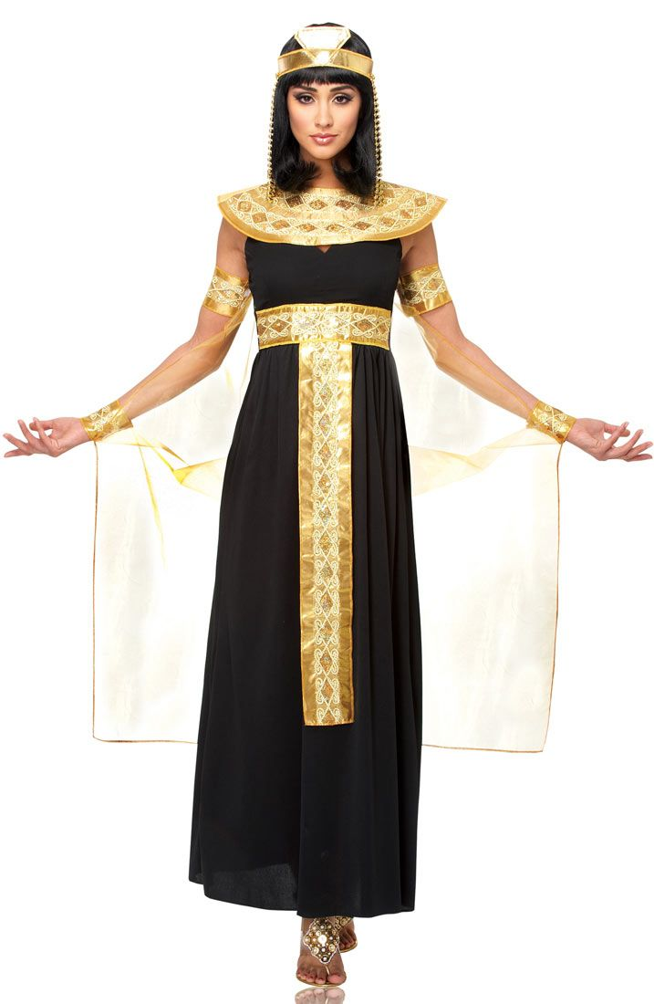 Queen of the Nile Adult Costume - Egyptian Costumes More  sc 1 st  Pinterest & Queen of the Nile Adult Costume - Egyptian Costumes u2026 | Halloweeu2026