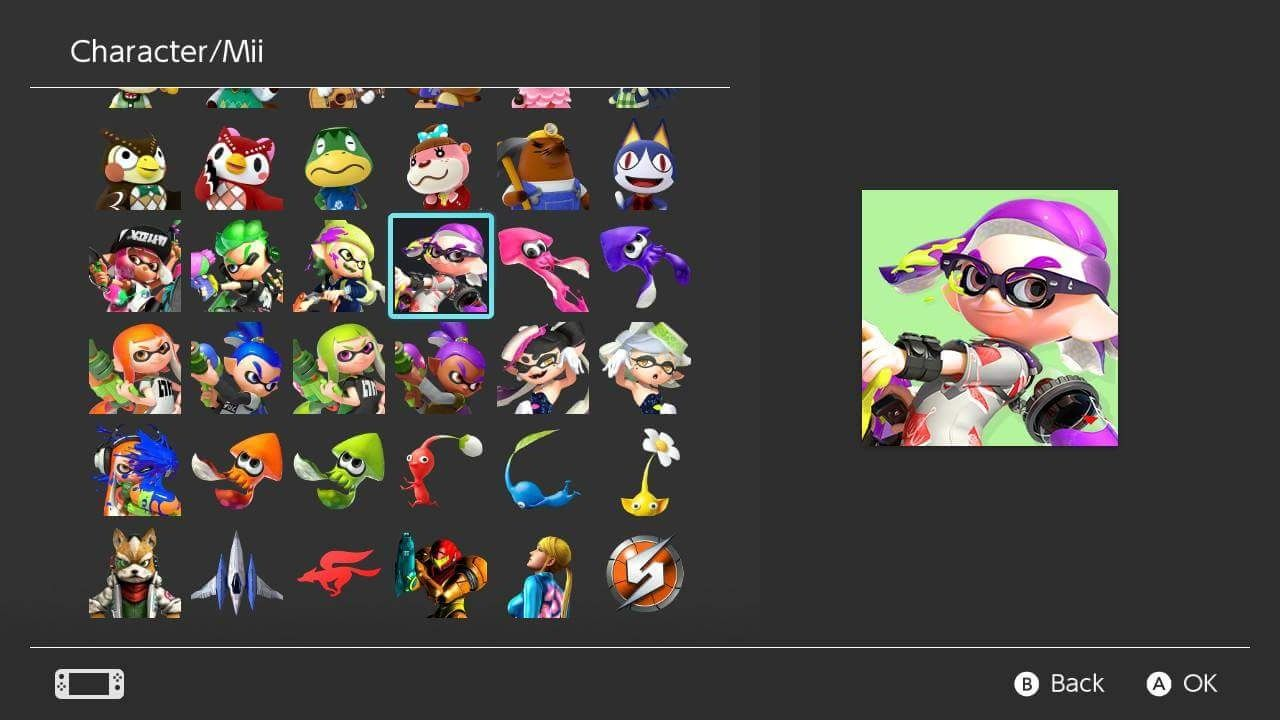 Switch Firmware Has Been Updated To 30 Not Much In The Way Of 2 Animation Changes Although Theres 5 New Splatoon Themed Icons You Can Choose From