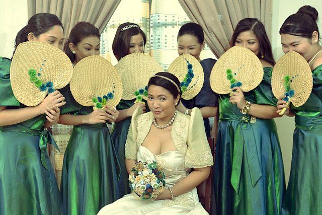 Lou & Leda: Filipiniana Wedding Elements (Divisoria tips part 2) I ...