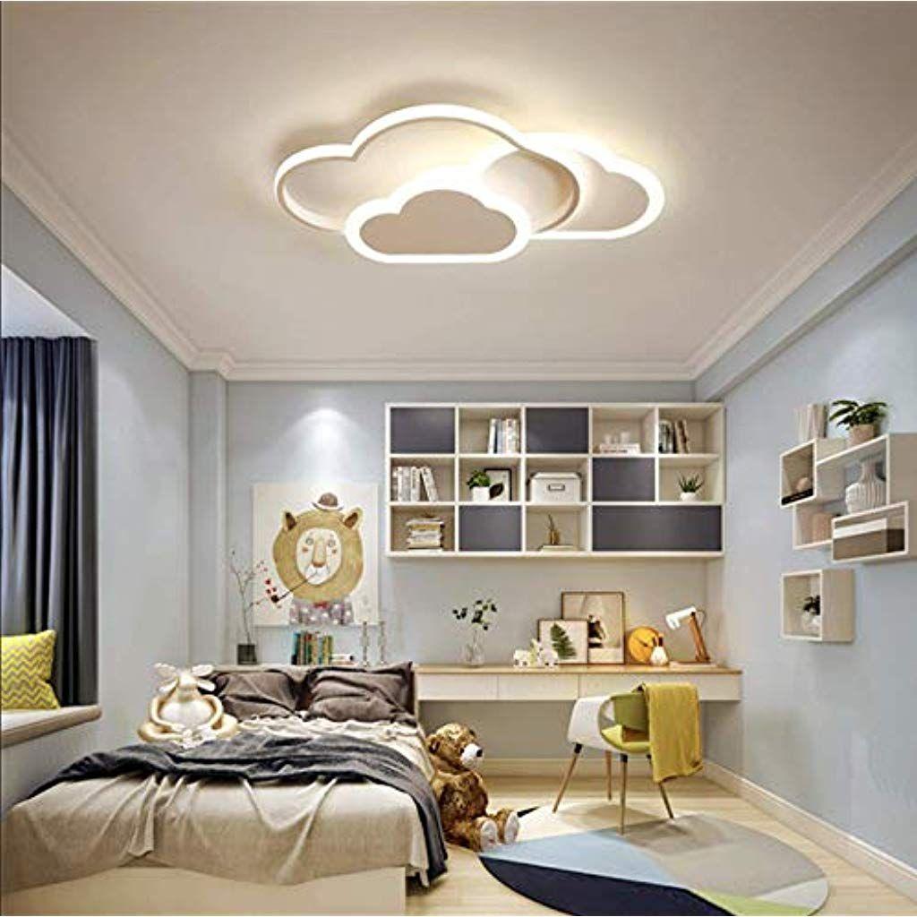 Guanshan 3d Deckenleuchte Led Kreative Stereoskopische Wolken Deckenleuchte Beleuchtung Fur Jungen Madchen Schla Innenbeleuchtung Led Deckenleuchte Beleuchtung