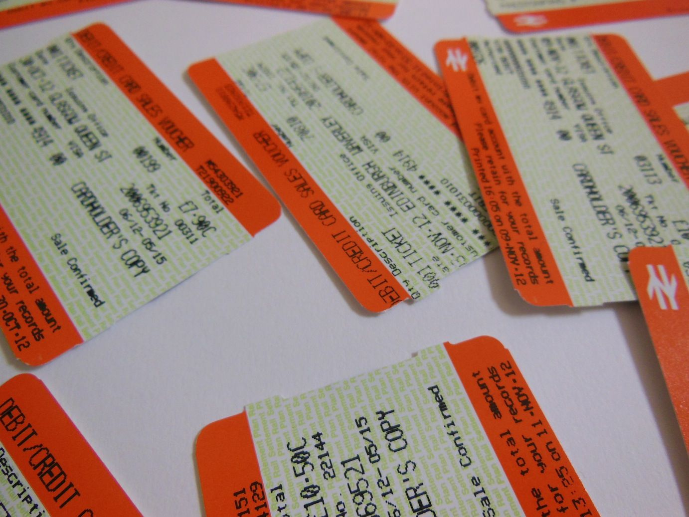 train ticket collection | Traveling - Art mood board | Pinterest