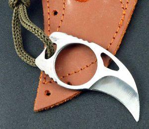 New Karambit Pocket Mini Knife Self Defense Tool Key Chain Box Cutter Great Gift