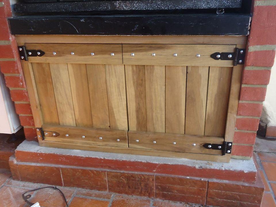 Puertas Para La Parrilla Taringa Muebles Cocina Puertas De
