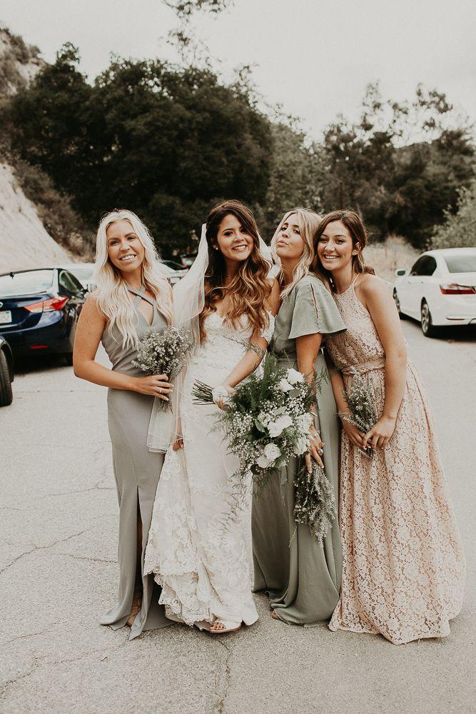 Joyful California Ranch Wedding Charissa Imiko Photography Sage Bridesmaid Dresses Sage Green Bridesmaid Dress Bridesmaid Dresses Boho