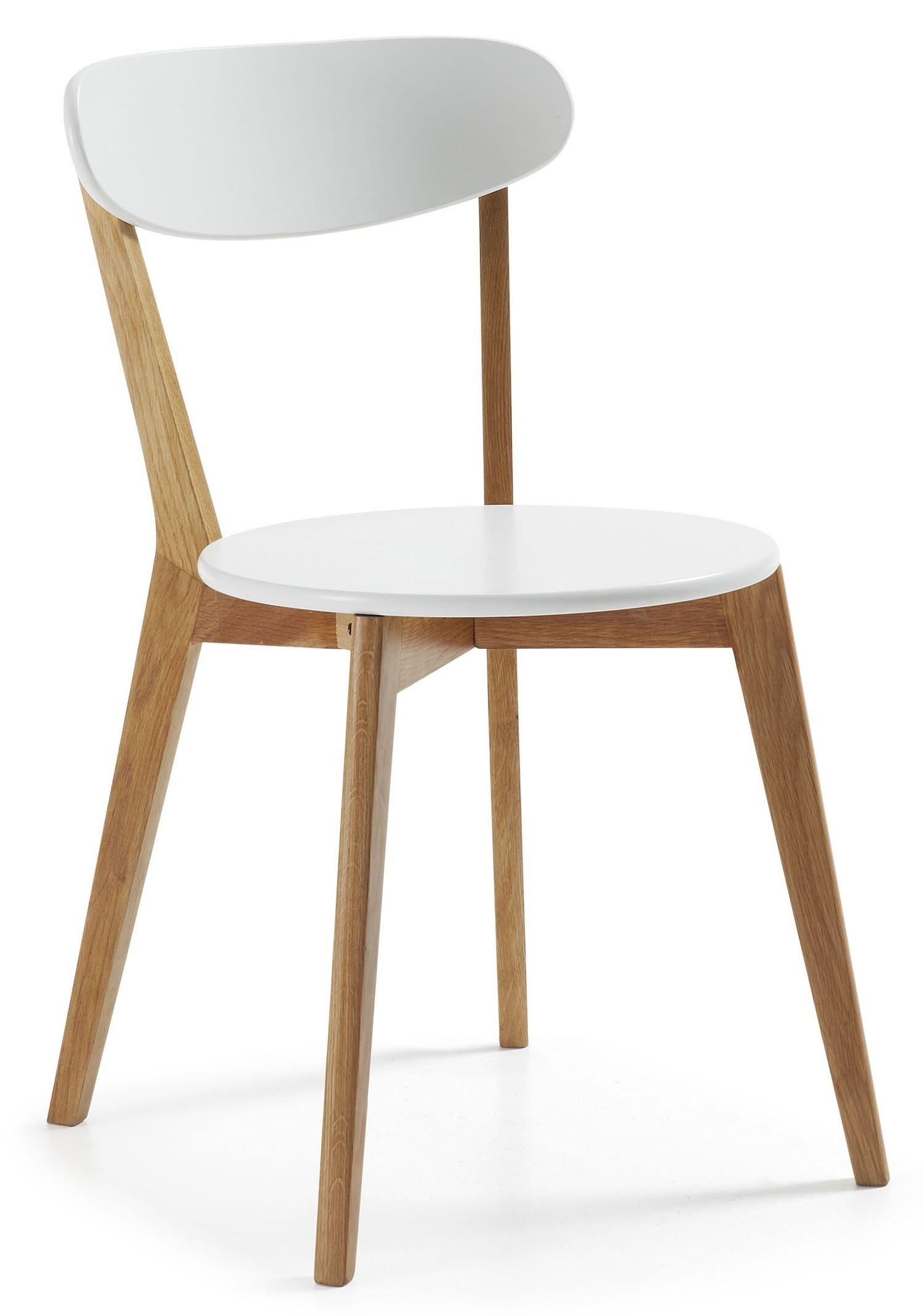 Luana chair Kave wit Keuken & Eethoek Pinterest