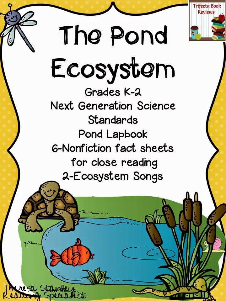The Pond Ecosystem Grades K-2 | Teachers-PIN-Teachers | Pinterest