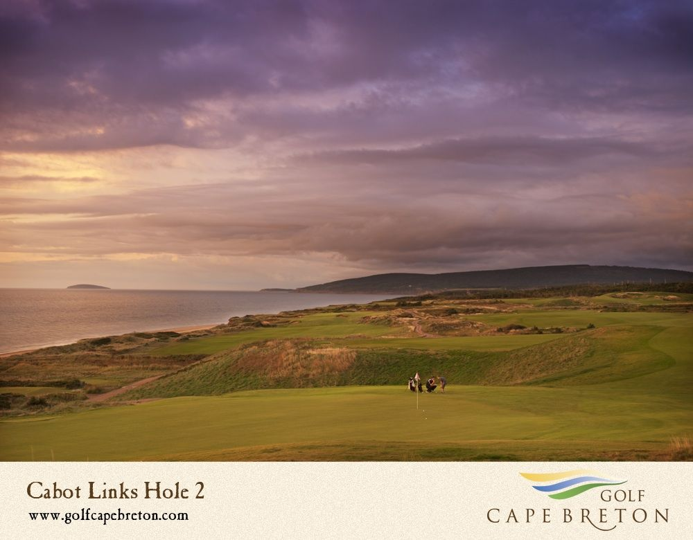 Never is the game of golf more appealing than when a course is set in a rugged, oceanfront landscape, on linksland running firm and fast.