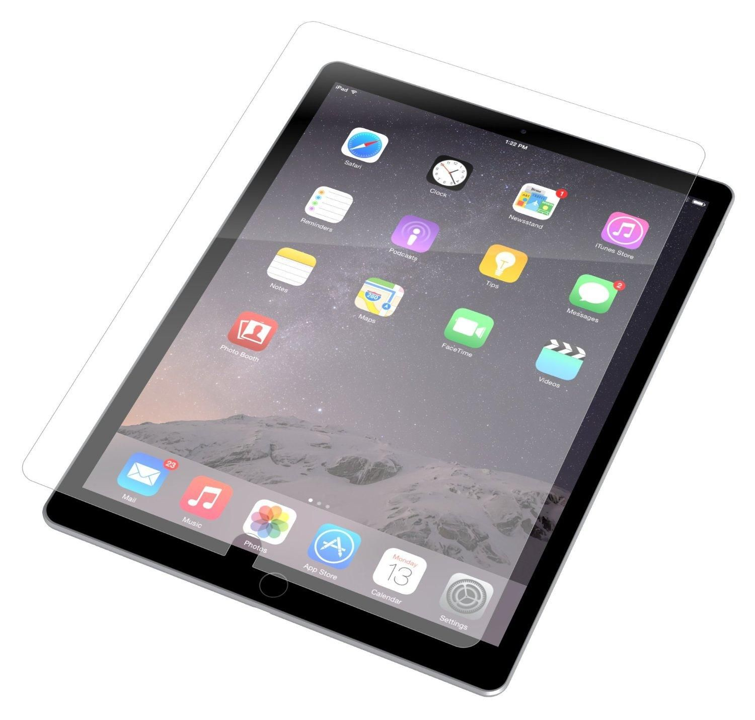 Amazon Com Zagg Invisibleshield Glass For Apple Ipad Pro