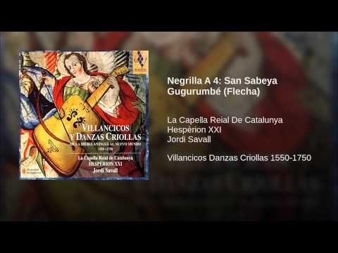Negrilla A 4: San Sabeya Gugurumbé (Flecha)