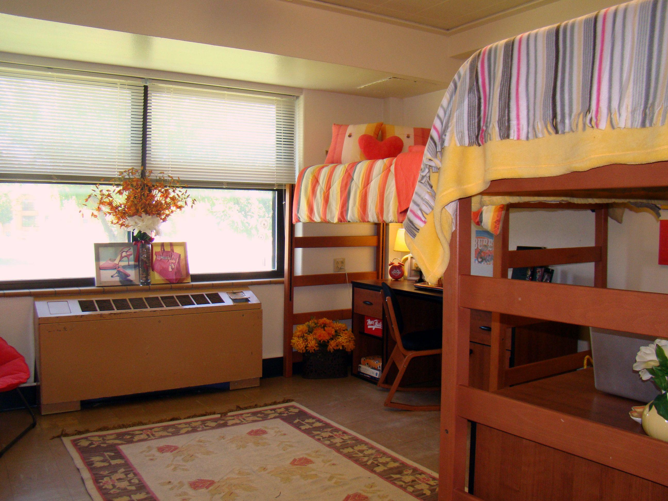 Coronado Hall Double Room Housing Unm Edu House Residence Hall