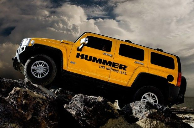 2016 Hummer H3 Carsfeatured