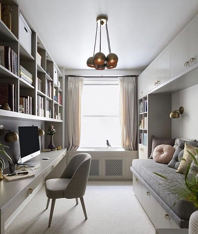 """Photo of Ev Gezmesi on Instagram: """"Bir taraf çalışma masası ve bolca …"""