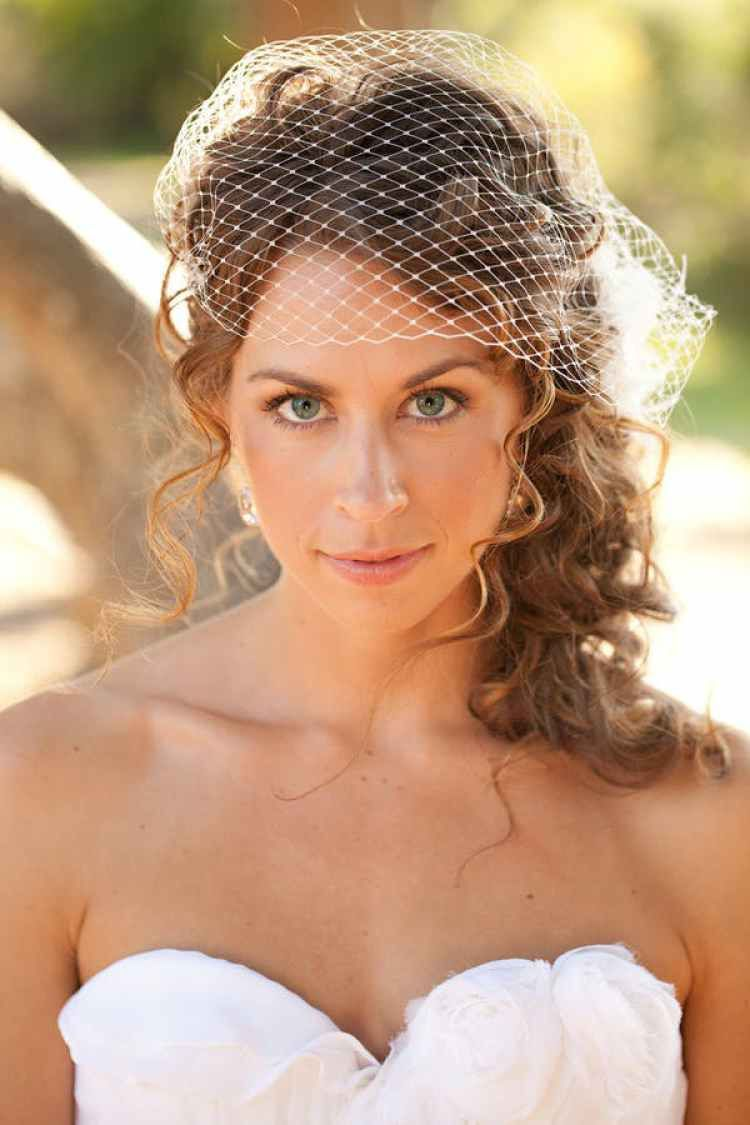 Pin By My Sweet Engagement Wedding Ideas On Bridal Hair