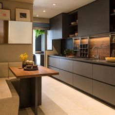 50 Minimalist Kitchen Cabinet Simple Design Ideas For