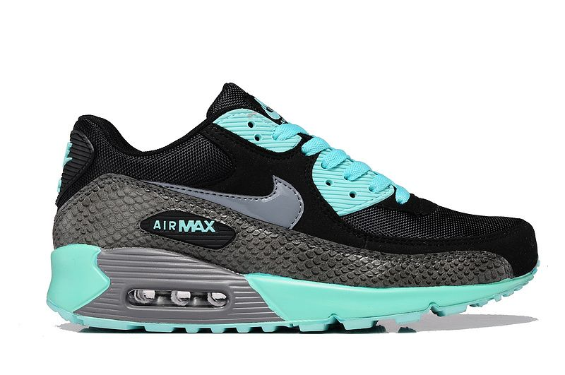 air max mint green and black