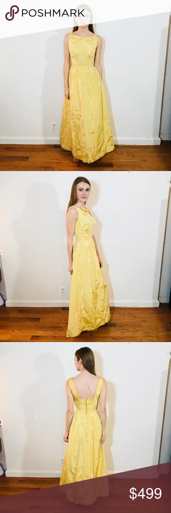 Vintage s belle ball gown formal dress xs in my posh picks