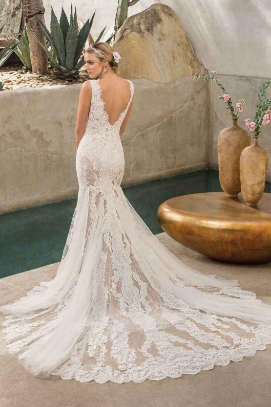 Classic, Contemporary, Versatile; Casablanca Wedding Dress ...