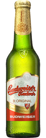Budweiser Budvar 24 x 330ml Bottles Our 700-year-long tradition of brewing beer means we take 102 days to brew and condition Budweiser Budvar, about 7 times longer than most other beers. This pale lager has a beautiful golden colour and http://www.MightGet.com/january-2017-12/budweiser-budvar-24-x-330ml-bottles.asp