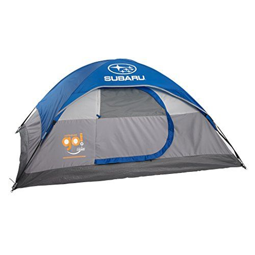 Subaru Logo Coleman Go Go 2 Person Dome Backpacking Tent New NWT Blue 5x7 New u003e  sc 1 st  Pinterest & Subaru Logo Coleman Go Go 2 Person Dome Backpacking Tent New NWT ...