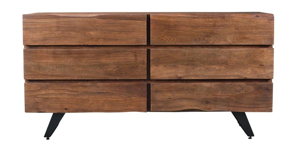 Best Hiro Dresser Acacia Wood Dresser Japanese Design 640 x 480