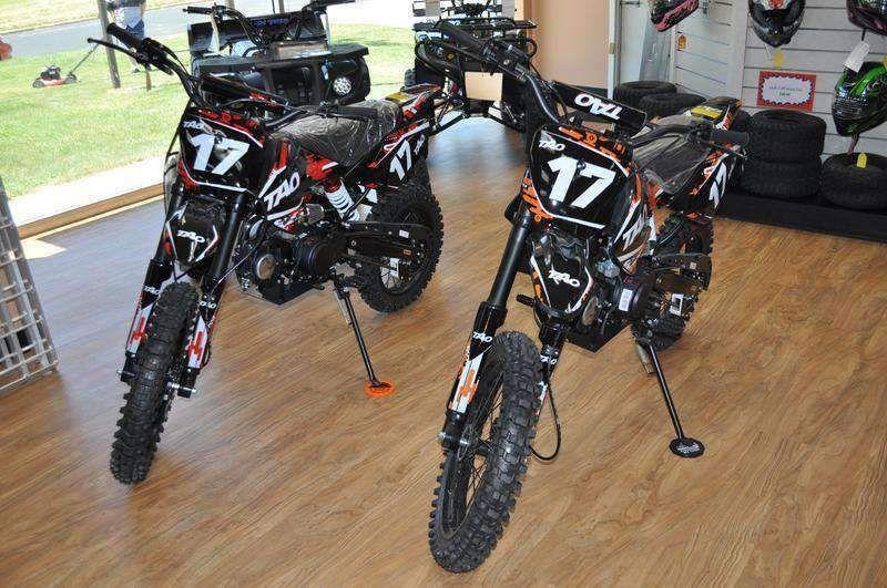 125cc Taotao Db17 Youth Dirt Bikes Youth Dirt Bikes Dirt Bikes