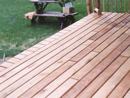 Staggered Decking Deckd8 Jpg Deck Outdoor Design Patio Design