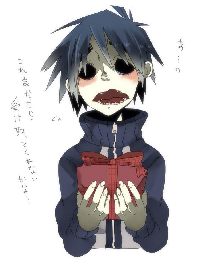 Anime Character 2d : D gorillaz fanart anything anime manga vocaloid