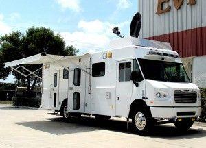 Emergency Vehicles Inc Mobile Command Center Vsat