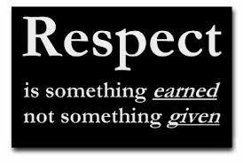 Respect....L Loe