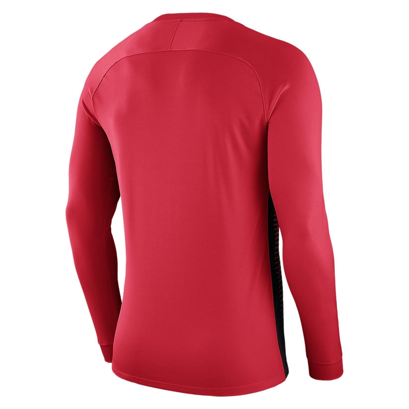 e9ec3c4ac Nike Precision Iv Long Sleeve Football Shirt - Kitlocker.com ...