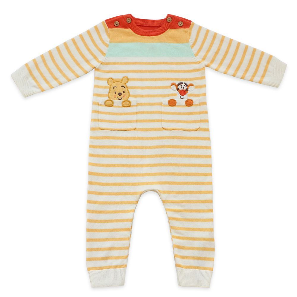 Winnie the Pooh and Tigger Romper for Baby - Official shopDisney�