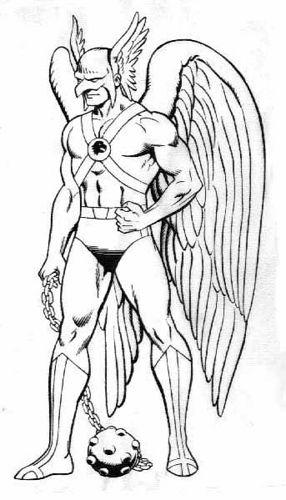 dclicensing_53_hawkman | Super Powers (スーパーパワーズ) | Pinterest ...