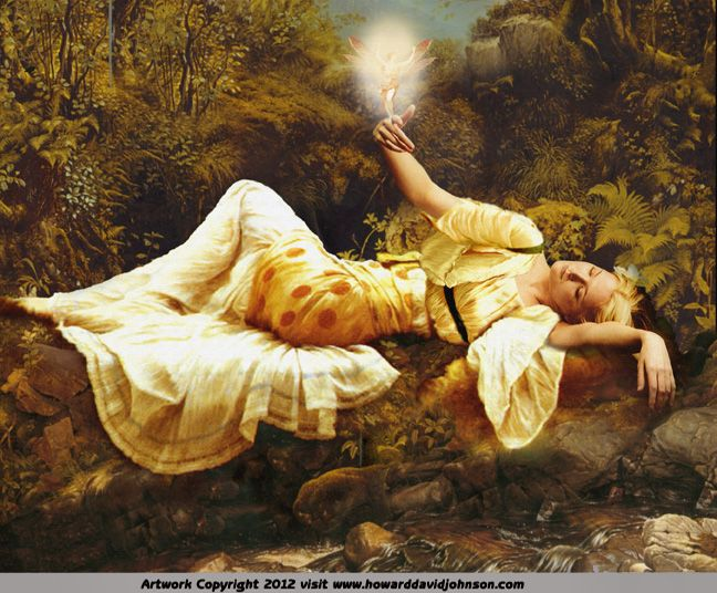 Titania, Queen of Fairies