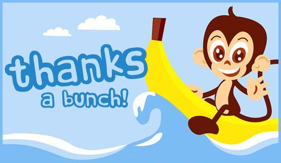 Thank You For Respectfully Following My Boards. | Goin' Bananas ...