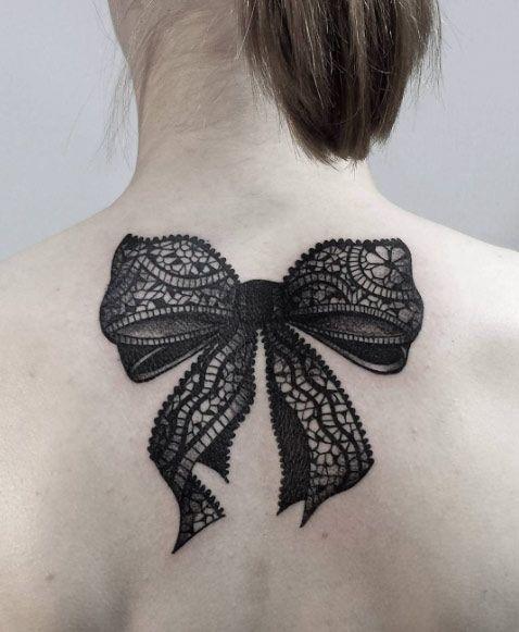 Lace Bow Tattoos : tattoos, 28-1.jpg, 478×581, Pixels, Tattoo, Designs,, Tattoos,