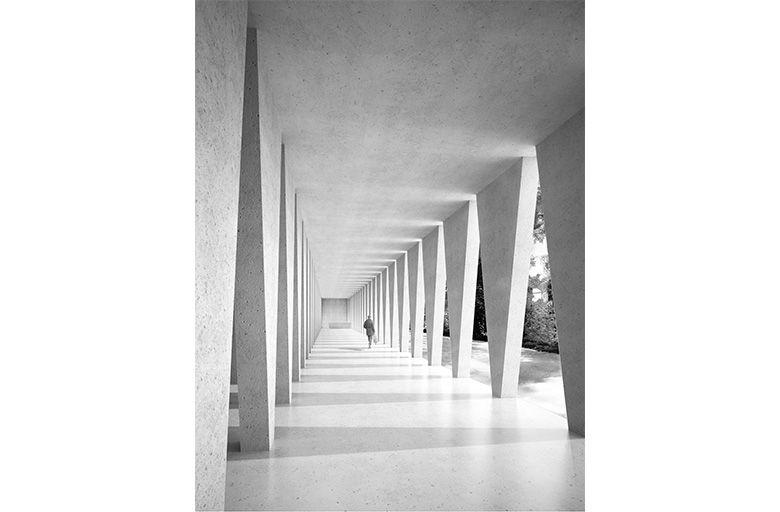 Dance school by barozzi veiga zurich modern architects for Modernes haus zurich