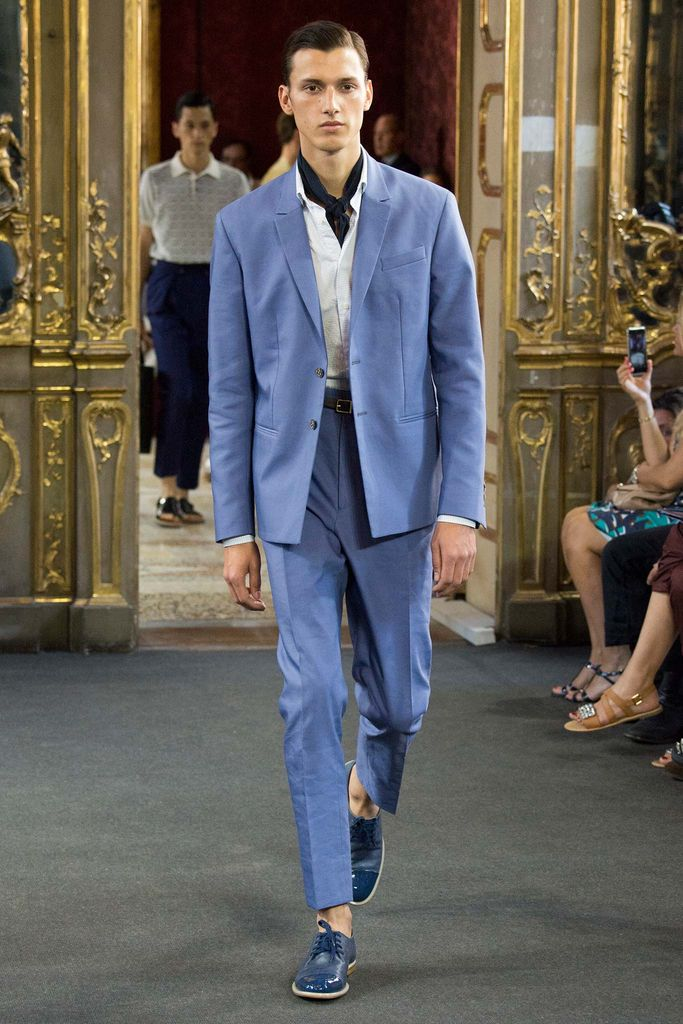 Corneliani Spring 2016 Menswear - Collection - Gallery - Style.com
