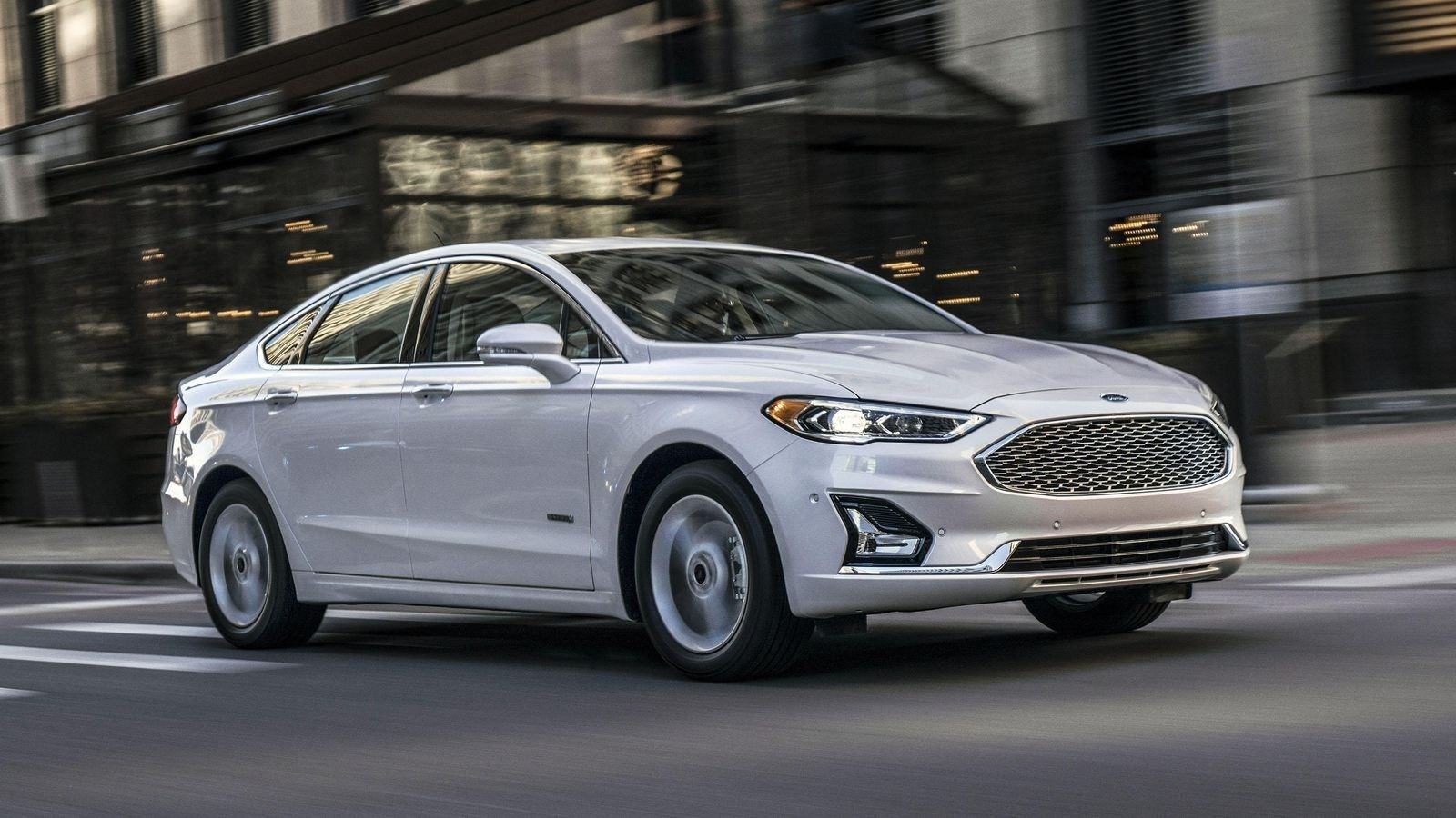 2020 Ford Fusion Hybrid Redesign Ford Fusion