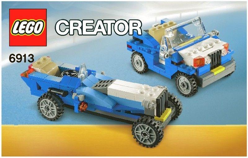 Creator Roadster Lego 6913 Lego Pinterest Legos And Lego