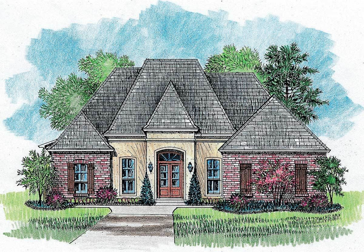 Madden Home Design The Tuscany