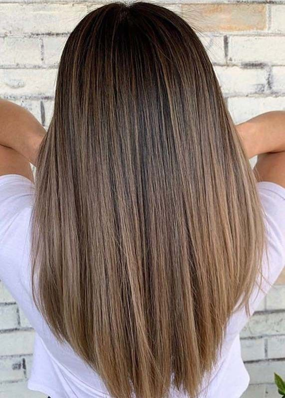 Photo of Natural Babylights Balayage Hair Colors Highlights for 2019 – Welcome to Blog