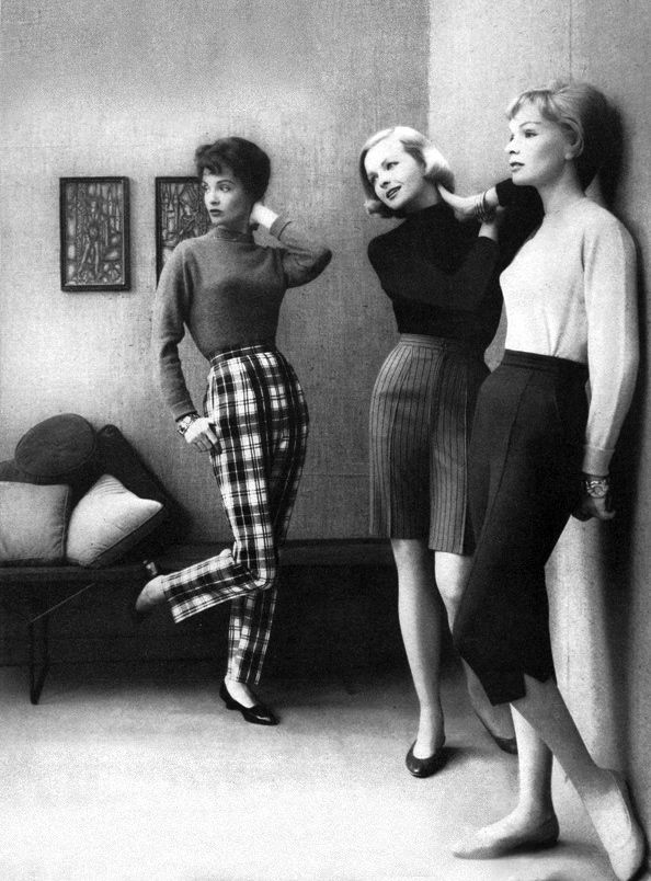 Dress Like You Were in the 1960's #vintagefashion1950s