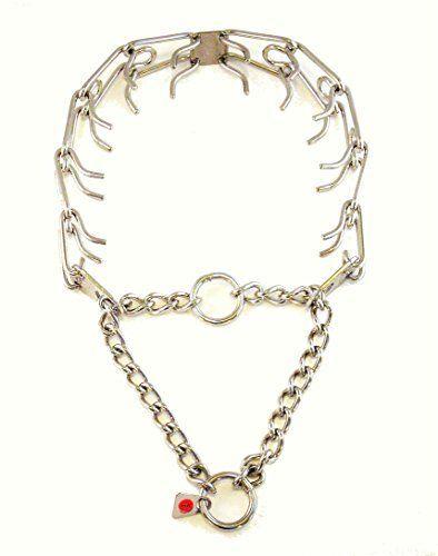 Herm Sprenger Stainless Steel Prong Collar Medium 3 0 Mm 6421s